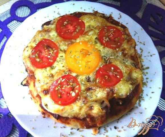 Рецепт Пиццеринки