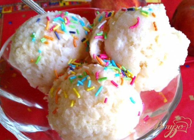 Рецепт Мороженое из дыни