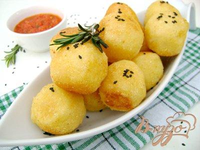 Нежные картофельные крокеты