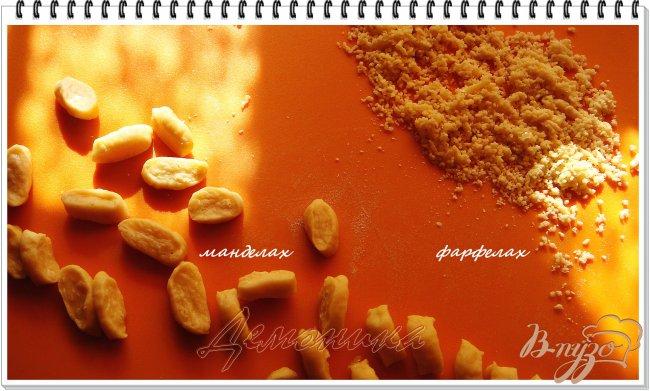 Фото приготовление рецепта: Куриный бульон с фарфелах и манделах шаг №2