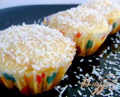 Рецепт Мини-кексики с цукатами