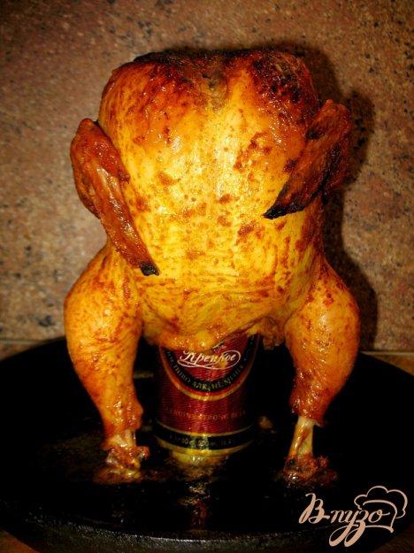 Рецепт Будем готовить пьяную курицу!!!)