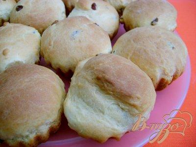 Дрожжевые булочки «Пасхальные»