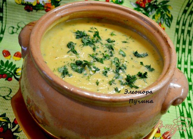 Фото приготовление рецепта: Суп-пюре в горшочке. шаг №2