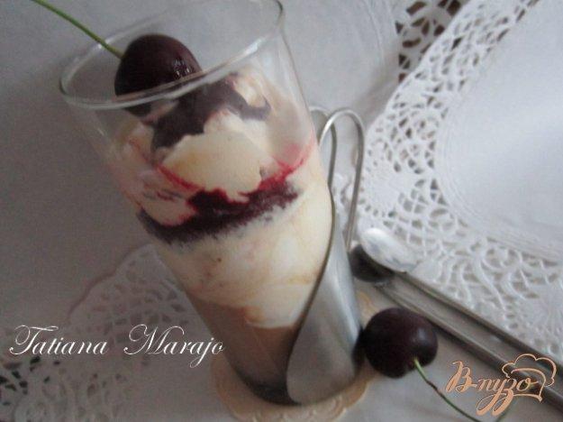 Рецепт Кофе -Гляссе
