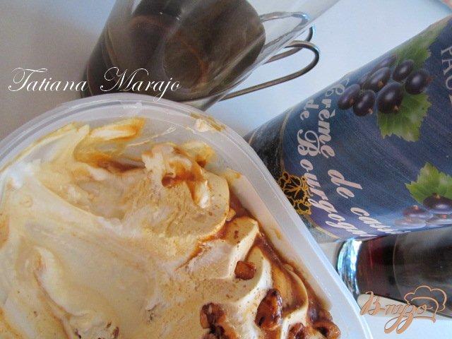 Фото приготовление рецепта: Кофе -Гляссе шаг №1
