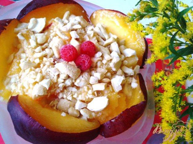 Рецепт Творожно-фруктовый десерт