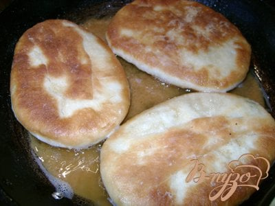 Пирожки с сёмгой и рисом «Морские»