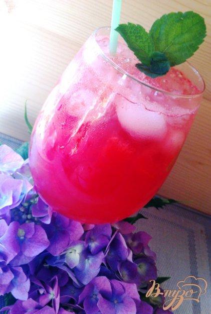 фото рецепта: Лимонад арбузный