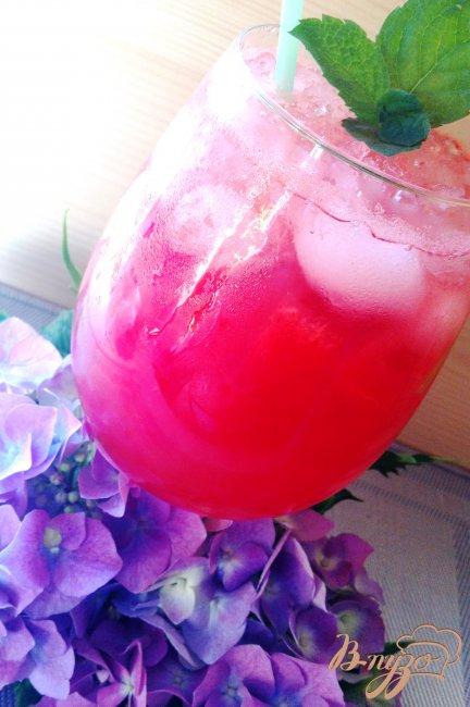 Фото приготовление рецепта: Лимонад арбузный шаг №3