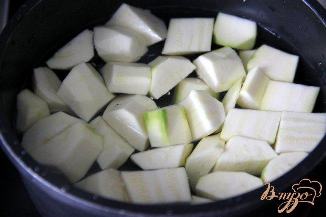 Фото приготовление рецепта: Рисовая каша-пюре с цукини шаг №2