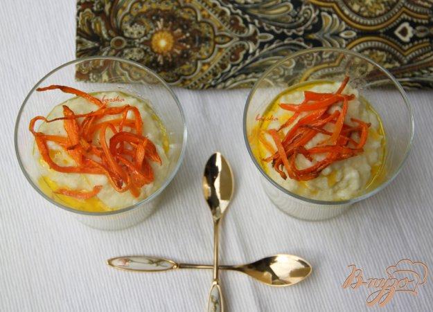 фото рецепта: Рисовая каша-пюре с цукини
