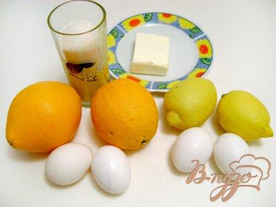 Лимонно-апельсиновый крем