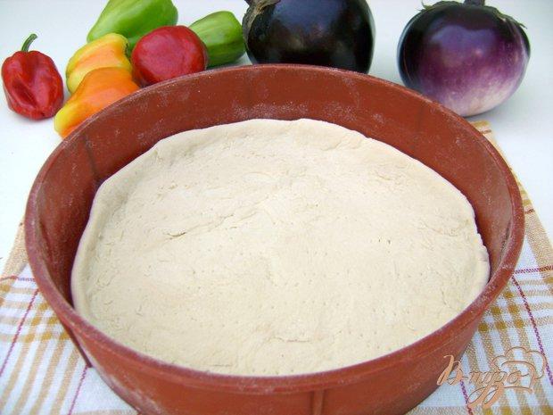 Фото приготовление рецепта: Закусочный пирог