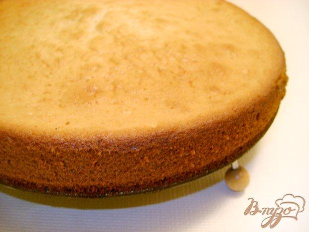 Фото приготовление рецепта: Торт «Цитрусовые облака» шаг №1