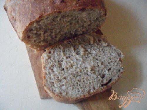 Хлеб с мёдом и лавандой.