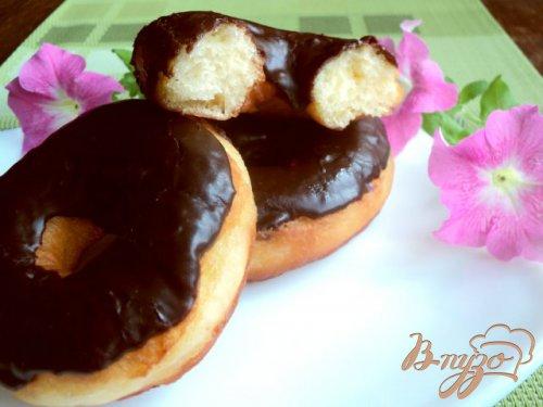 Донатс ( Donuts ) – американские пончики