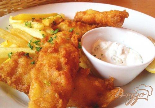 Рыба в кляре(  Fish & Crust )