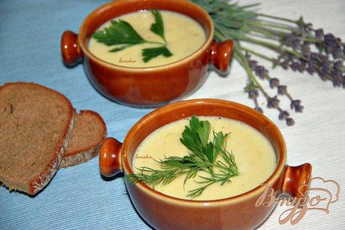 Суп-пюре «Пармантье»