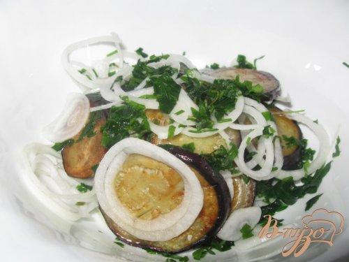 """Салат из баклажан """"Карпаты"""""""