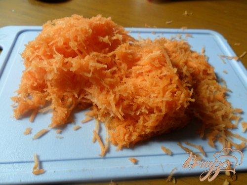 Манная каша с морковью