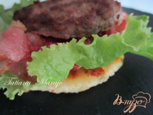 На тему бургера...