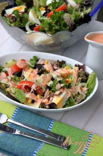 Шеф-салат
