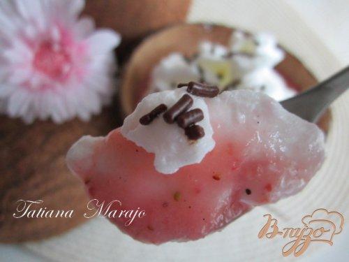 """Десерт """" Плавающий остров"""""""