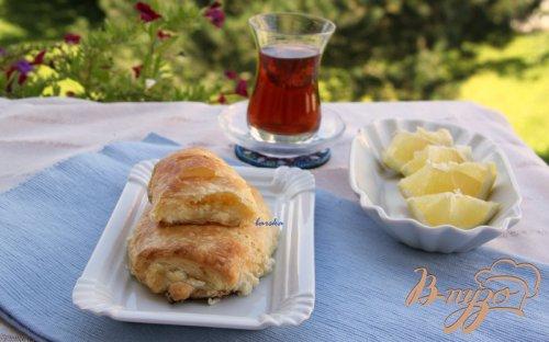 Выпечка с брынзой по-турецки