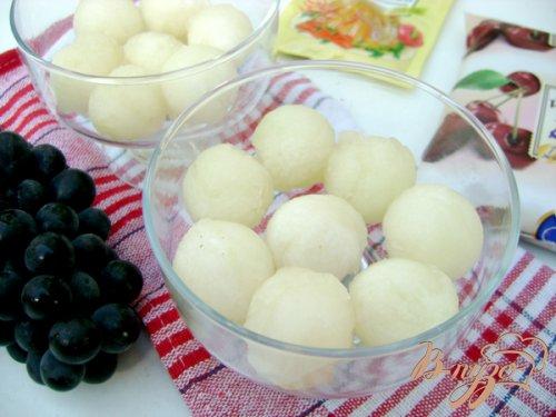 Йогуртовый десерт «Волшебные шарики»