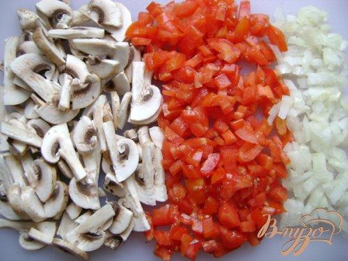 Суп тыквенно-грибной