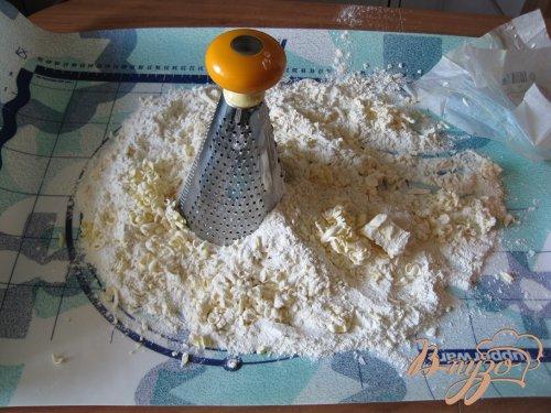 Слоеное тесто (быстрого приготовления)