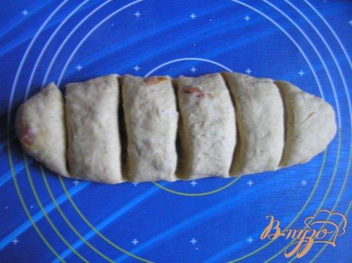 Кукурузные булочки с курагой