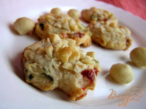Флорентийское печенье с макадамией