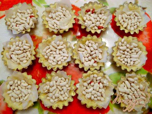 Тарталетки для начинки закусками и салатами