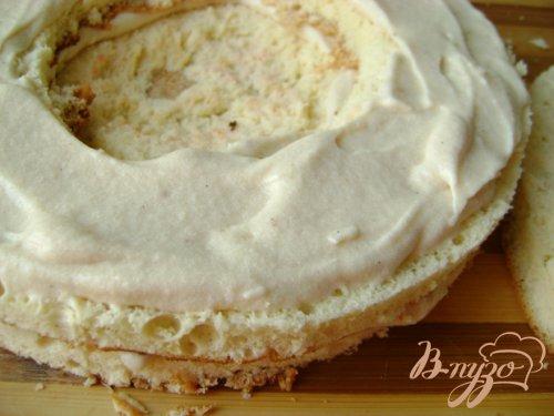 Бисквитный тортик с