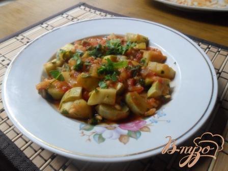 Рецепт Kabak Yemeği - кабачок с рисом