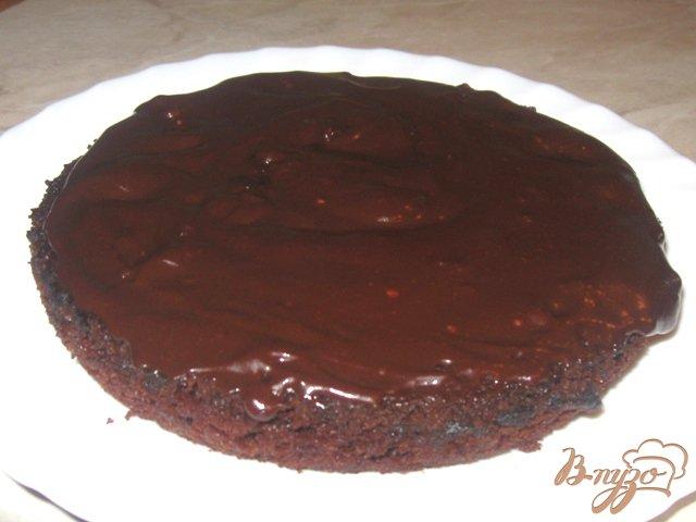 Фото приготовление рецепта: Пирог из микроволновки шаг №4