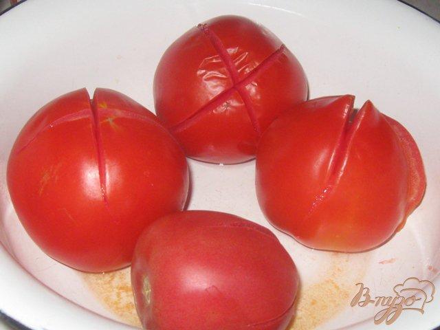 Фото приготовление рецепта: Гаспачо с огурцами и сладким перцем шаг №1
