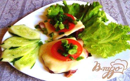 Рецепт Закуска из сулугуни