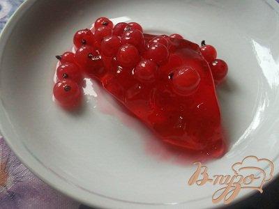 Рецепт Смородиновое желе