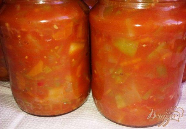 Овочевий салат на зиму. Як приготувати з фото