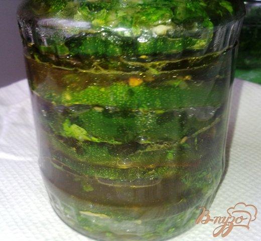 фото рецепта: Кабачки (цуккини) на зиму