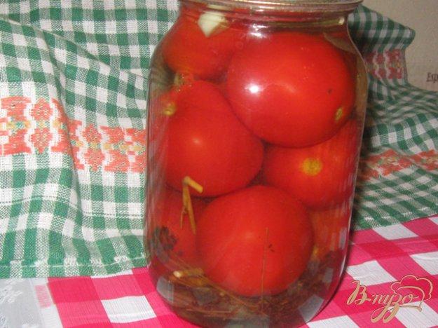 Консервовані помідори. Як приготувати з фото