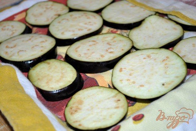 Фото приготовление рецепта: Баклажаны замороженные шаг №4