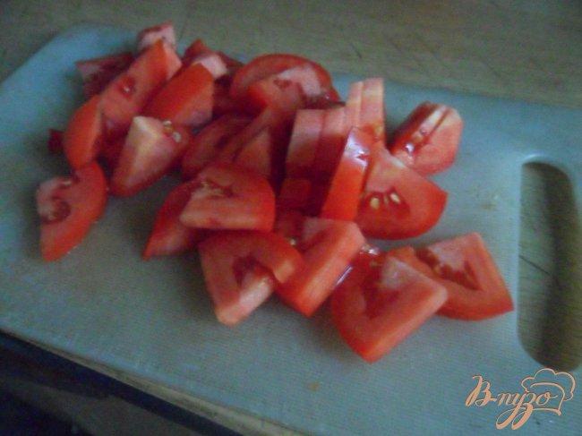 Фото приготовление рецепта: Овощное рагу со свининой шаг №6