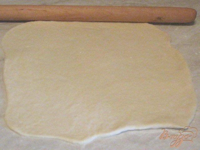 Фото приготовление рецепта: Плюшки с цукатами