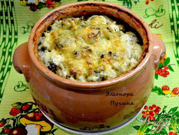 рецепты горшочках фото пошагово
