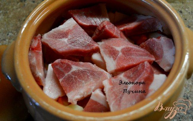 Фото приготовление рецепта: Вари горшочек!!!) шаг №2
