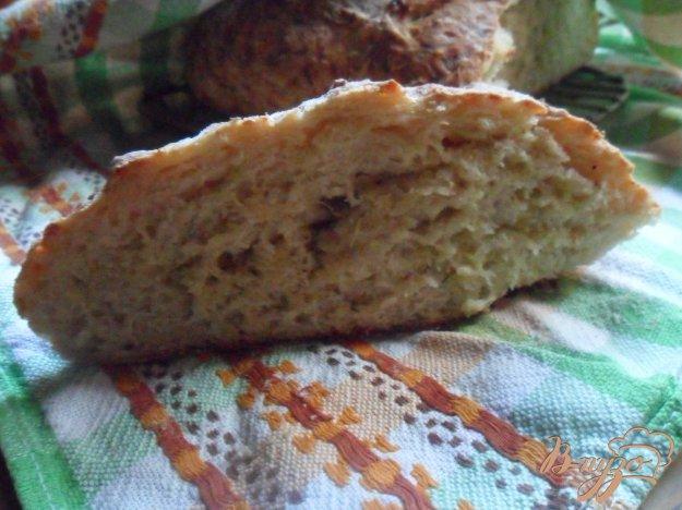 фото рецепта: Хлеб с кабачком и сыром